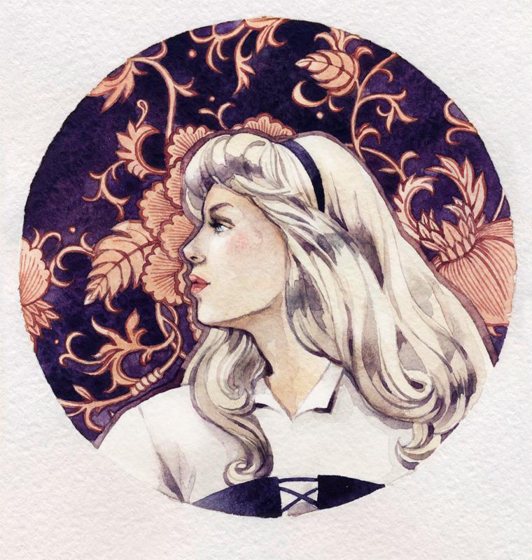 - Aurora - by Losenko
