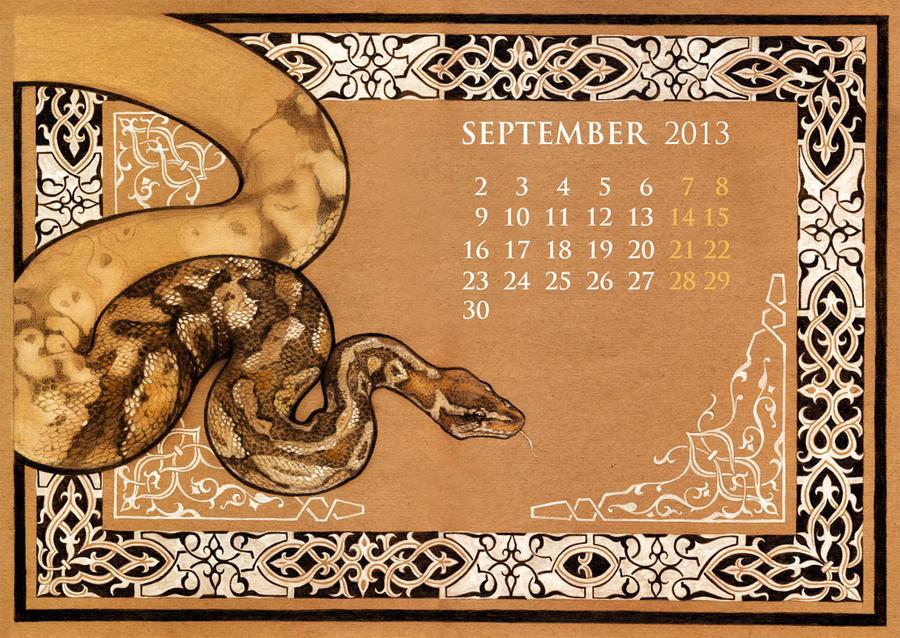 - September 2013 - by Losenko
