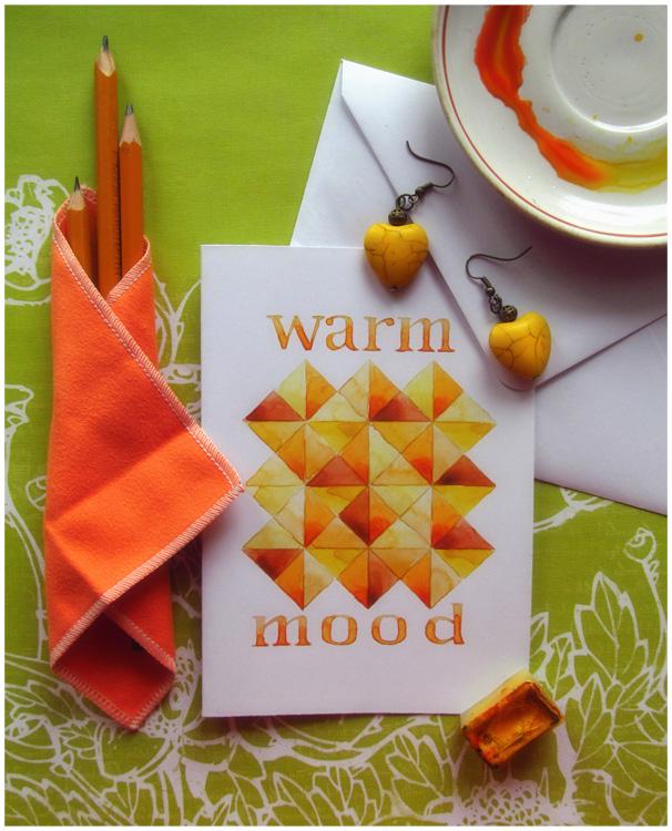 - Warm mood - by Losenko