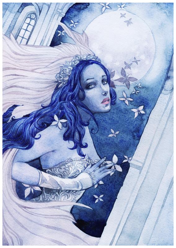 - Trade - Corpse Bride - by Losenko