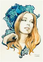 - Tatiana - by Losenko
