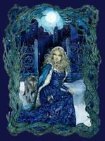 - Empress Holda - by Losenko