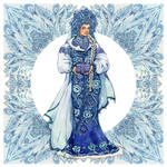 - Snow Maiden -