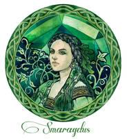 - Emerald - by Losenko