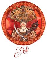- Rubi - by Losenko