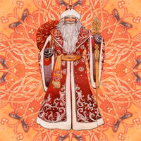 - Ded Moroz - by Losenko