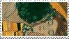 - Gustav Klimt stamp - by Losenko