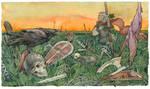 - Old Battle Field -