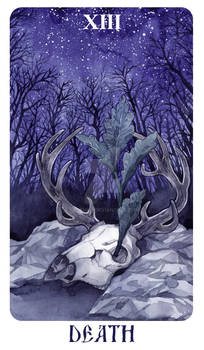 - Arcanum XIII (13) - Death -
