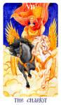 - Arcanum VII (7) - The Chariot -