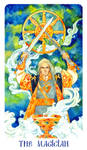 - Arcanum I - The Magician -