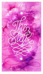 Lettring Tarot - XVII The Star by Losenko