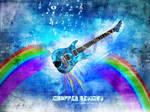 Guitar Grunge-paper
