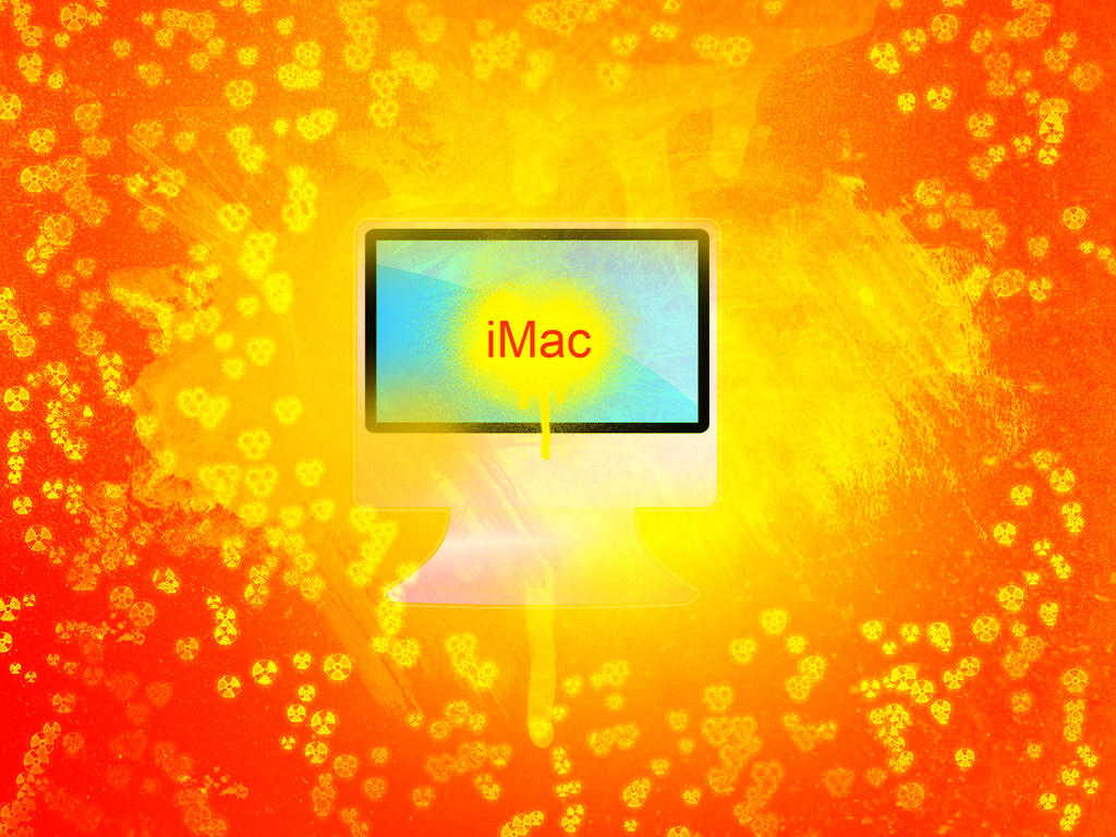 Planet iMac by choppre