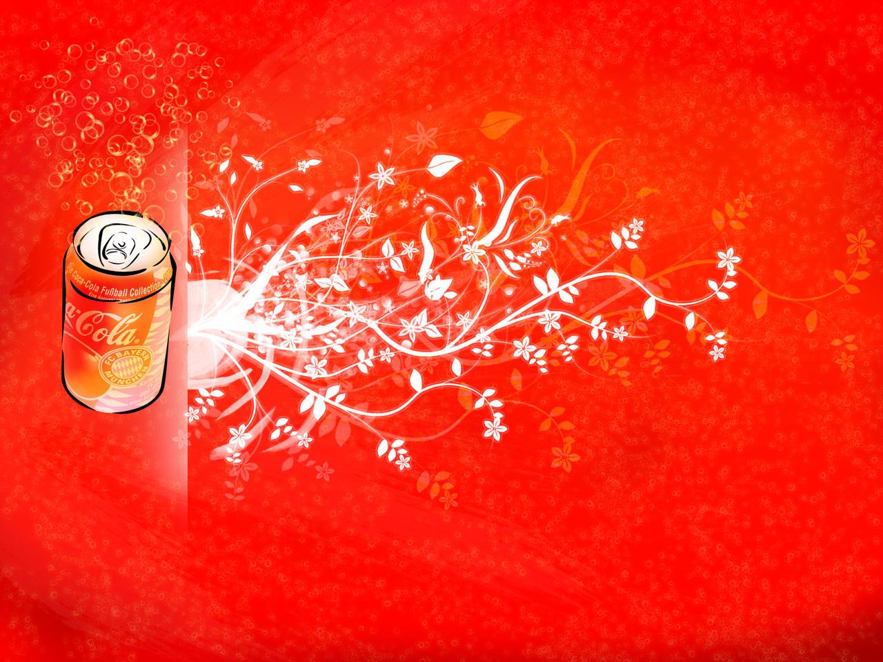 Coke Burst by choppre