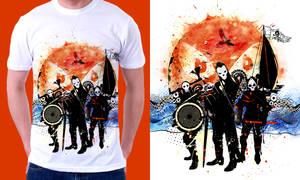 Ancient Warriors : Shirt