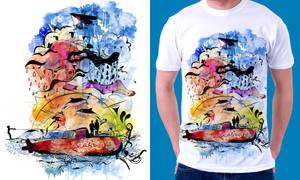 SeaShock : Shirt