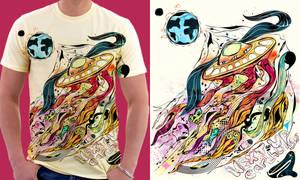 Next Up : Earthlings - Shirt
