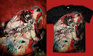 RAGE 3D : Shirt