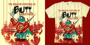 Butt Scratcher : Shirt