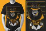 Royal Mugshot : Shirt