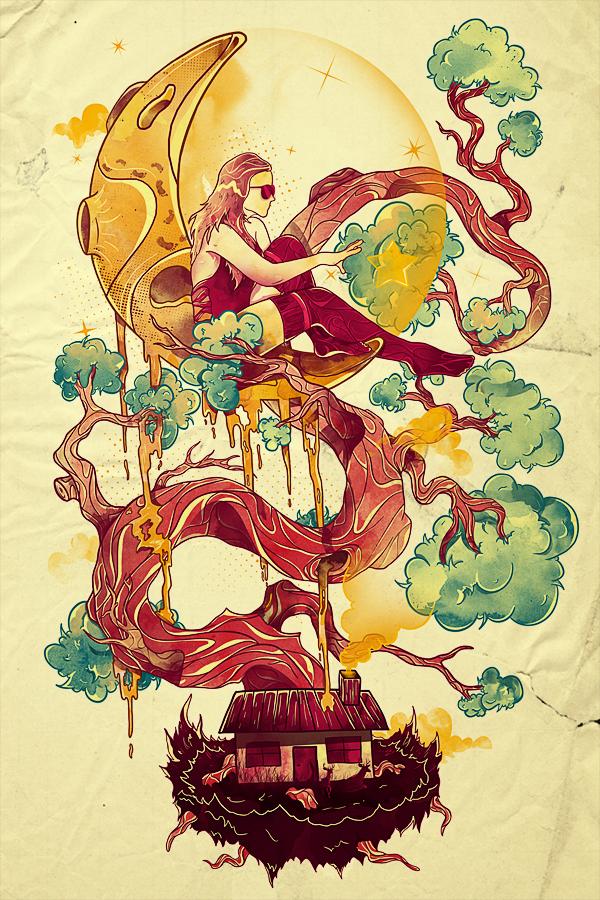 Dreams Astray by choppre