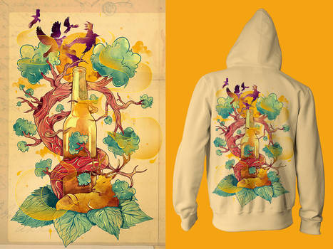 Natural Cycle : Hoodie