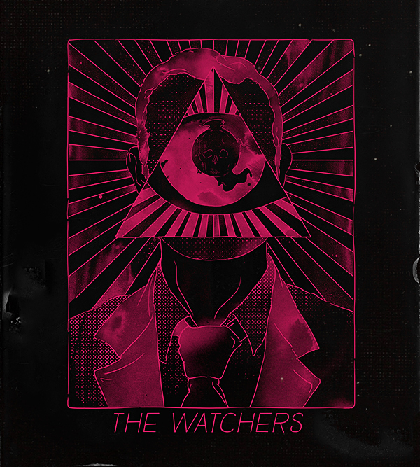 The Watchers by choppre