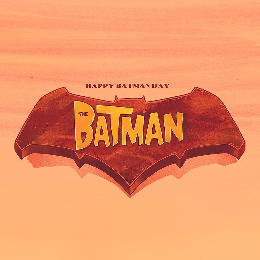 Batman Day 2016 by choppre
