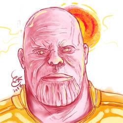 Thanos by choppre