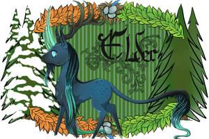 Elder Chibi by Fantasy-Creature