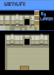 WX's TILESET [INDOOR-SET] by warox1994