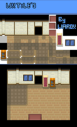WX's TILESET [INDOOR-SET] #002 by warox1994