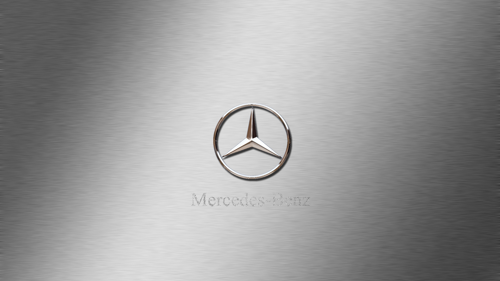 Mercedes benz logo wallpaper by rokpremuz on deviantart mercedes benz logo wallpaper by rokpremuz voltagebd Images