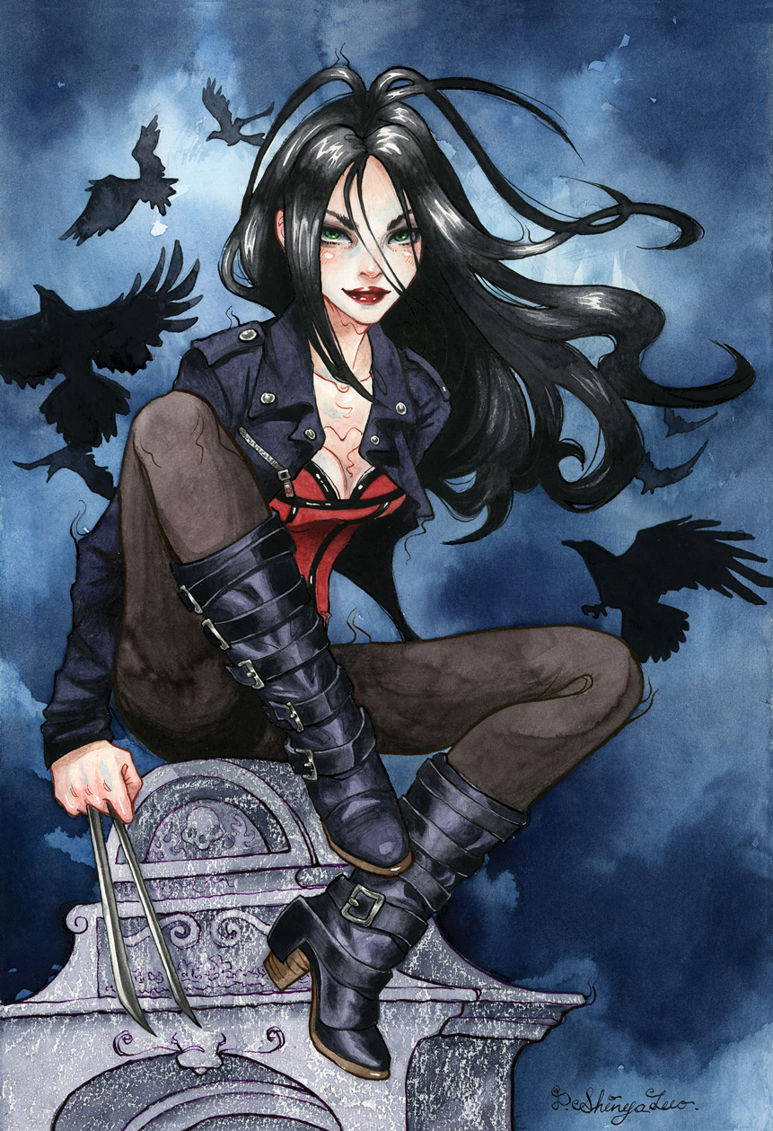 x-23 cover 3 by DanniShinyaLuo on DeviantArt X 23 Marvel