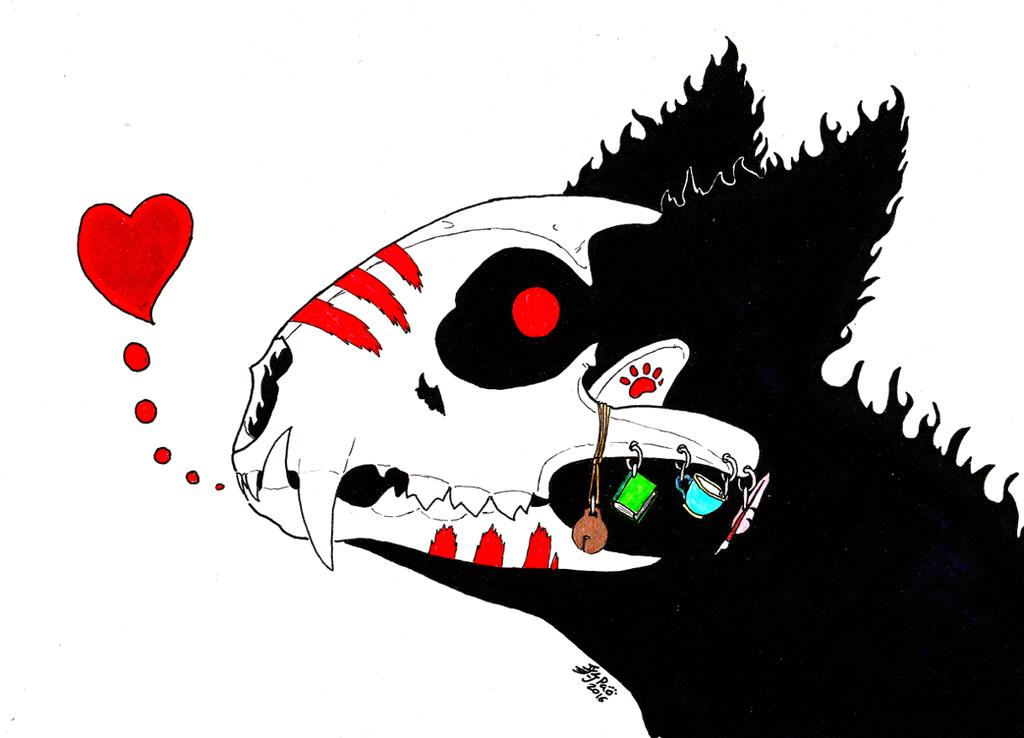 Hermit Shadowpao by Panterdjuret
