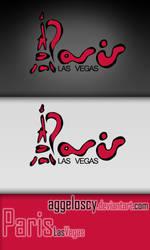 Paris Cafe Logo by aggeloscy