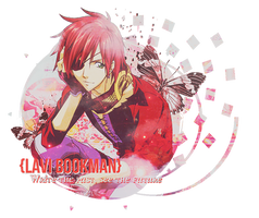 {Lavi Bookman} by OhMyPink