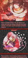 Tutorial [Write The Past] by OhMyPink