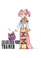 Sailor Chibi Moon - Trainer by AkiDead