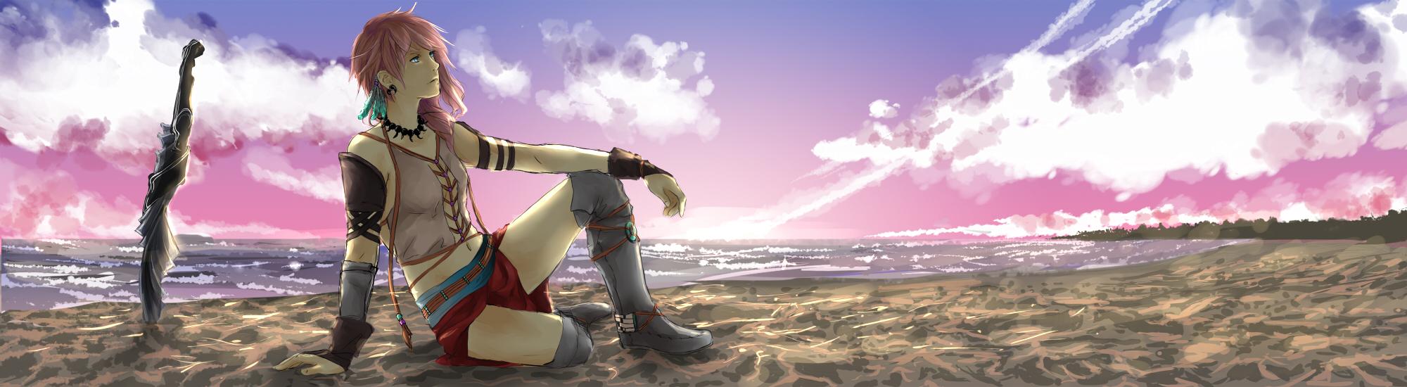 Lightning Returns Gran Pulse By Akidead On Deviantart