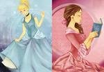 Cinderella, Belle