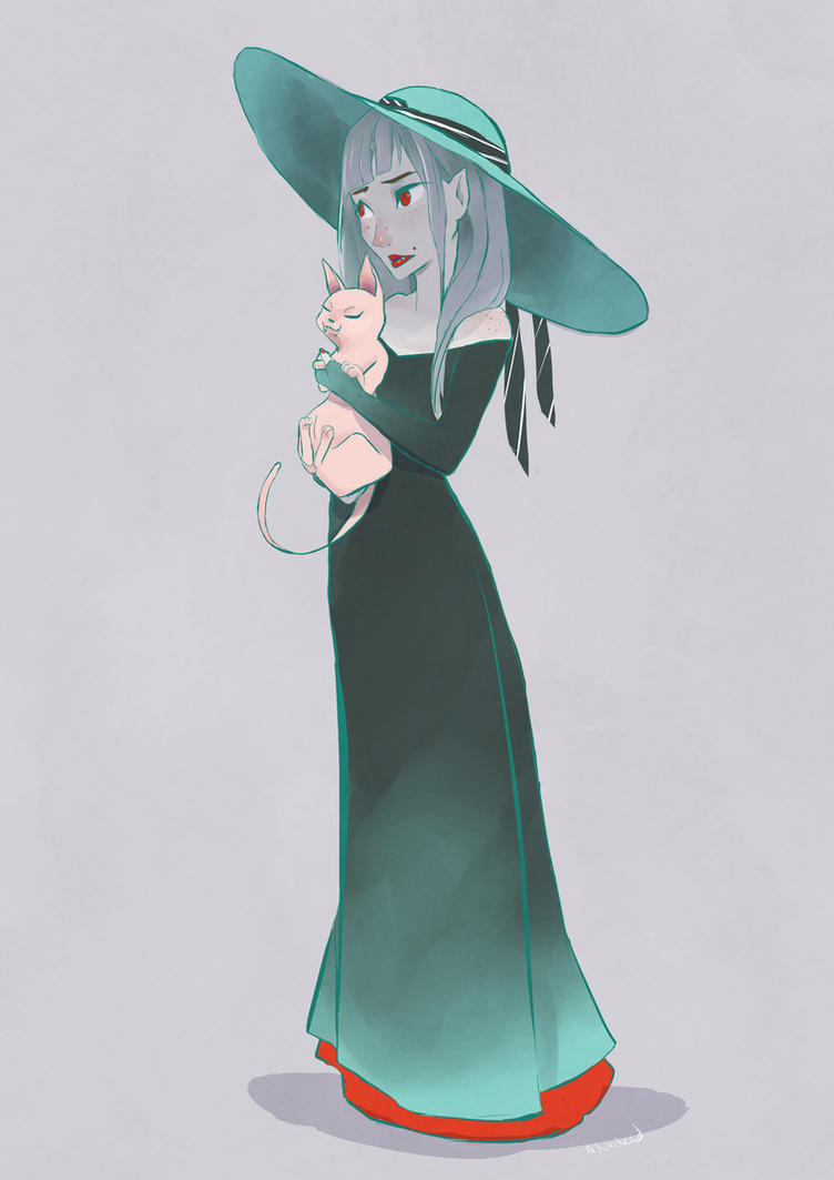 Vampire by AkiDead