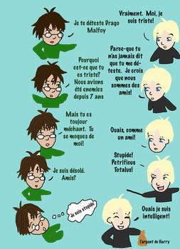 Harry Potter Vs Draco Malfoy 1