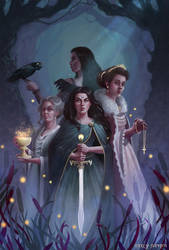 Priestesses of Avalon