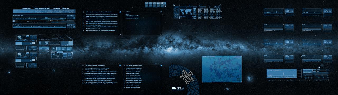 New Desktop by goku87