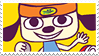 Parappa stamp by Mura-san
