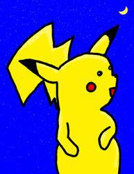 PikachuN by dangerock