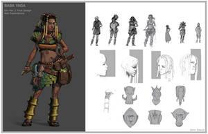 Babayaga-Girl-Final Design by dustsplat