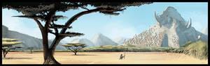 Rhino Mountain Concept